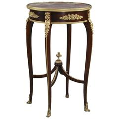 Louis XV Style Table Attributed to François Linke, circa 1880
