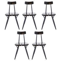 Ilmari Taplovaara PIRKKA Table and Chairs