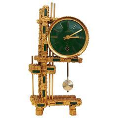 1960s Schmid Modernist Clock