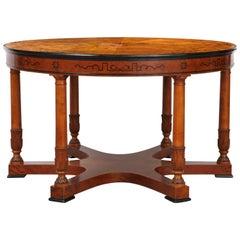 Swedish Grace Side Table