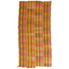 Vintage Turkish Textile Throw