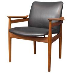 Finn Juhl Armchair Model 192