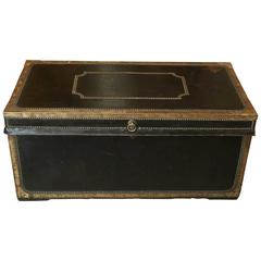 19th Century British Military Campaign Trunk