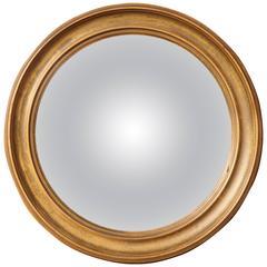 Late 19th Century English Convex Mirror