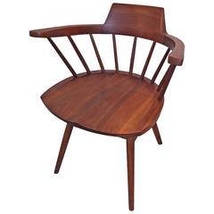 Captain's Chair by George Nakashima, 1970
