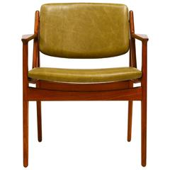 Arne Vodder Occasional Chair for Vamo Mobefabrik