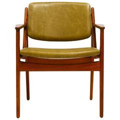 Arne Vodder Occasional Chair for Vamo Mobefabrik