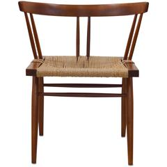 Grass Seat Chair by George Nakashima