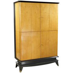 Four-Door Cabinet by Maurice Jallot (1900-1971) France 1940