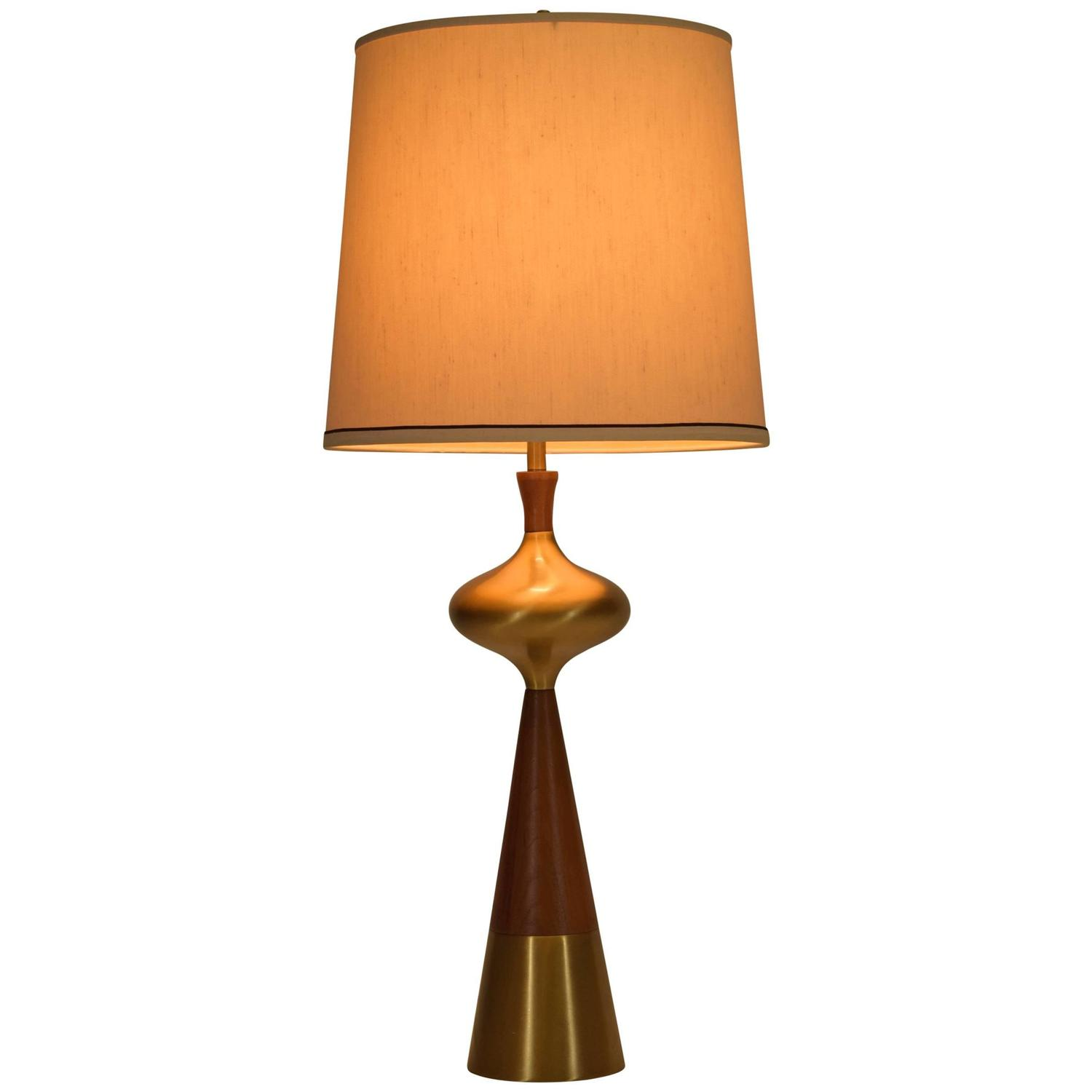Westwood Lighting: Sculptural Table Lamp By Westwood Designed By Tony Paul