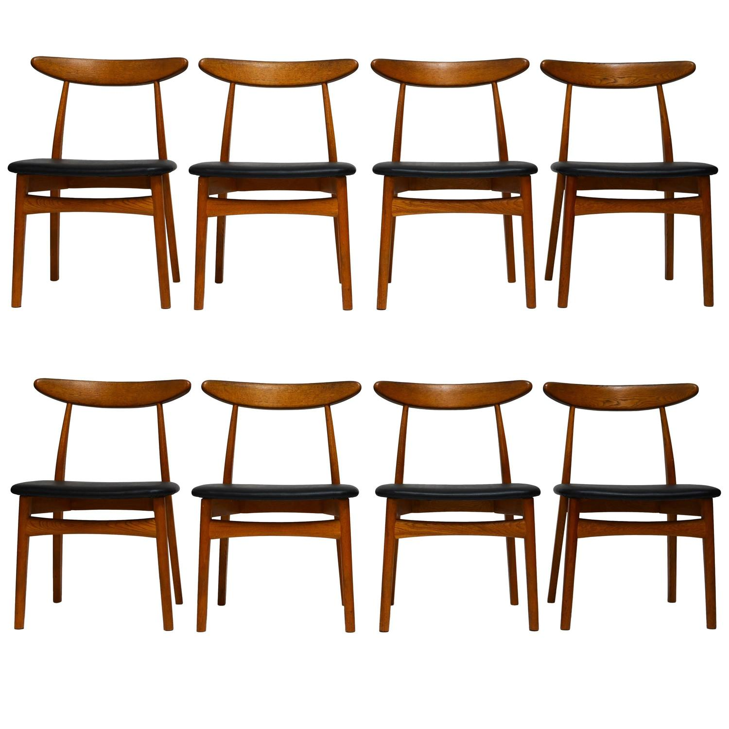 Modern dining chair 100 solid wood kitchen furniture how for Modern dining chairs under 100
