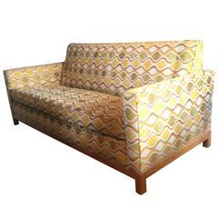 T.H. Robsjohn-Gibbings Sofa Settee for Widdicomb