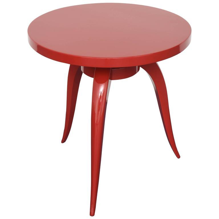 Art Deco Porteneuve Style Coffee Table