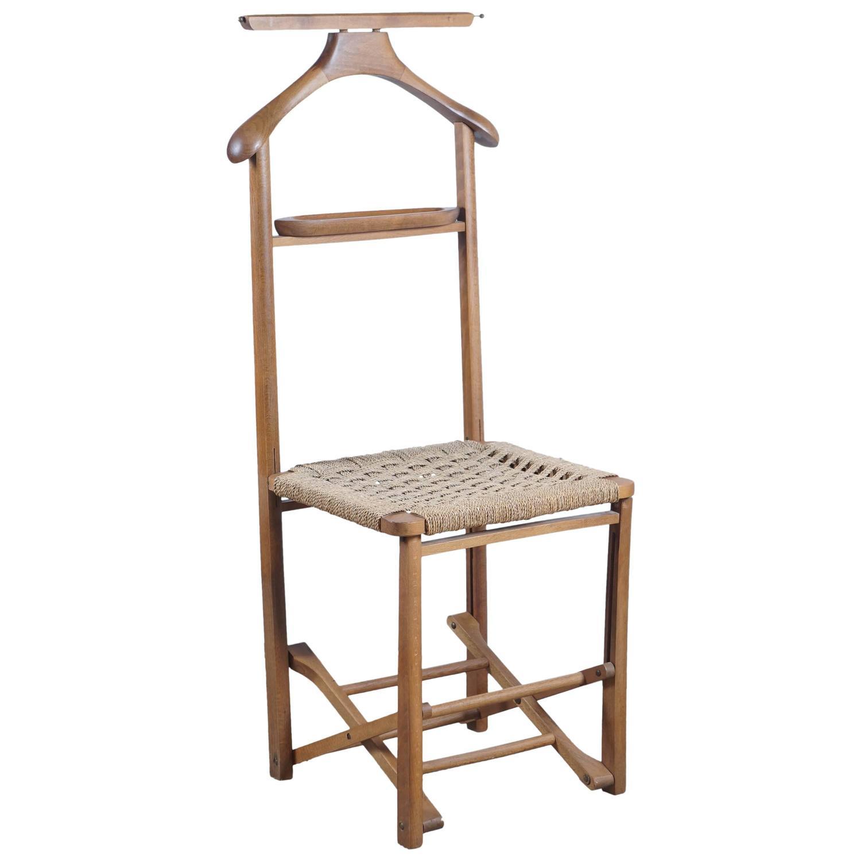Ico Parisi Valet Chair at 1stdibs