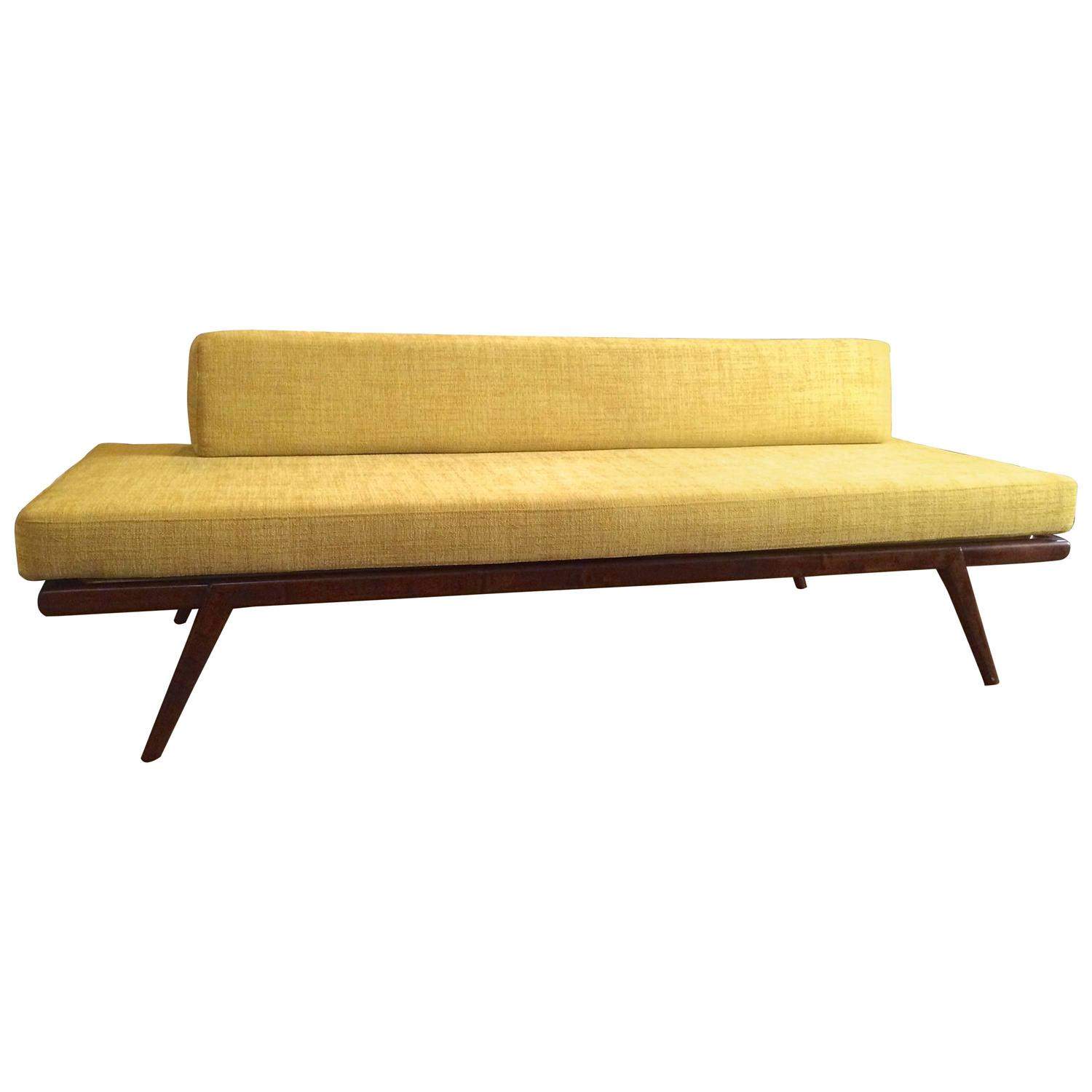 Mid Century Sofa Daybed At 1stdibs