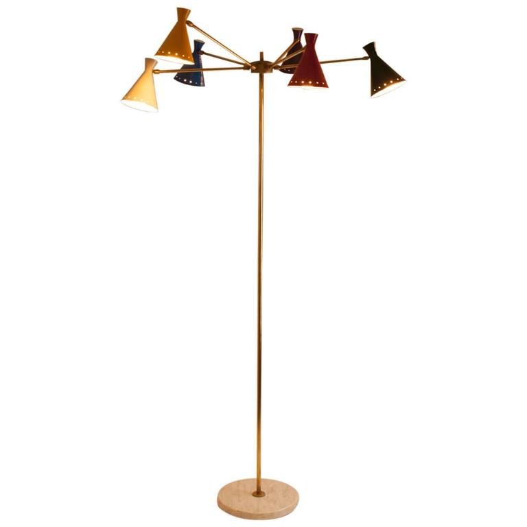 this italian multi arm floor lamp is no longer available. Black Bedroom Furniture Sets. Home Design Ideas