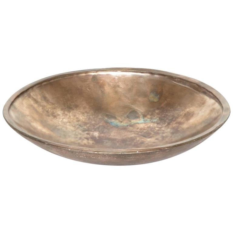 Bronze Bell / Bowl by Elliot Bergman (size L)