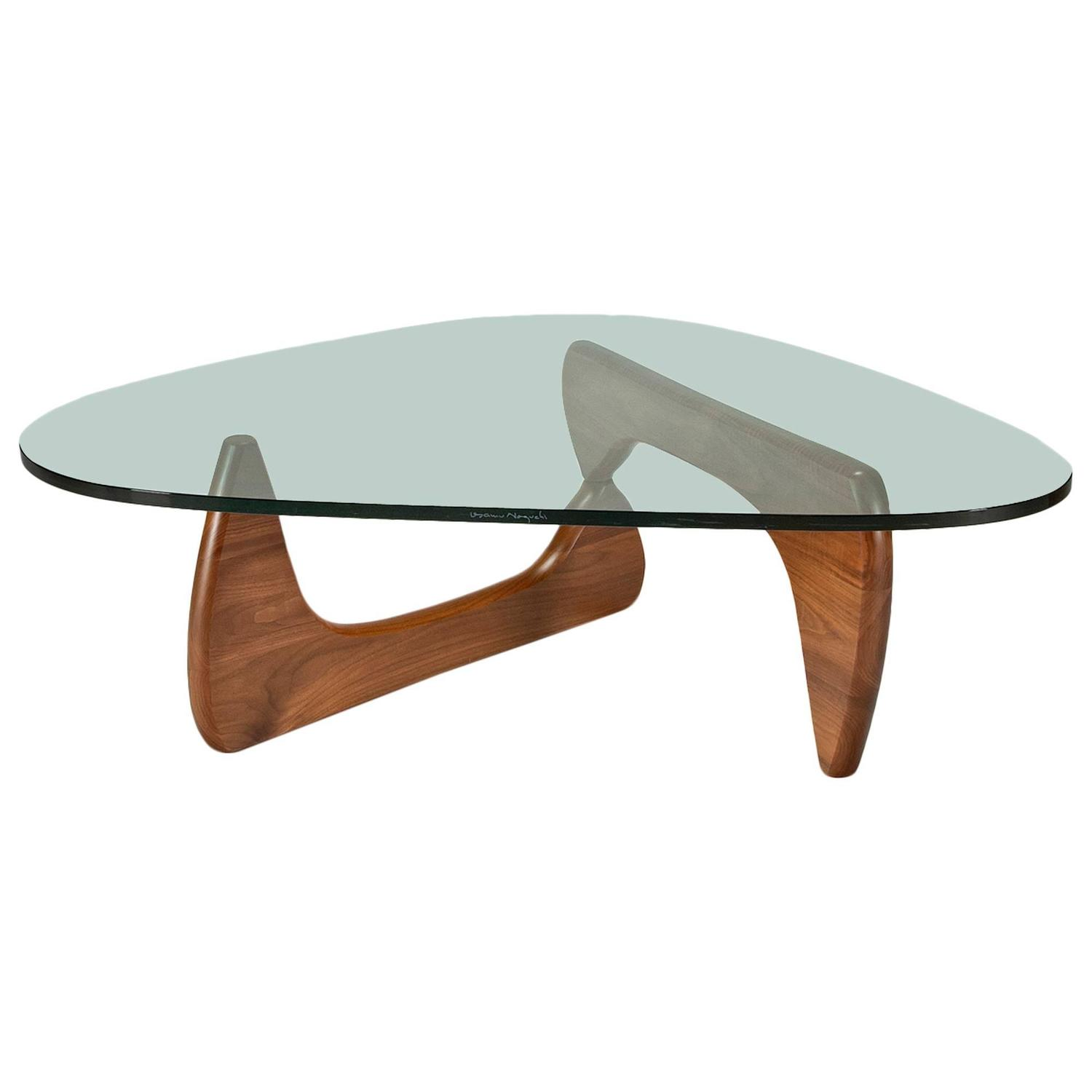 Noguchi table by isamu noguchi for herman miller at 1stdibs for Noguchi coffee table