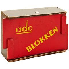 Ko Verzuu Blokken for Ado, circa 1920