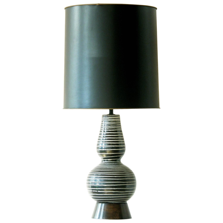 ceramic table lamp at 1stdibs