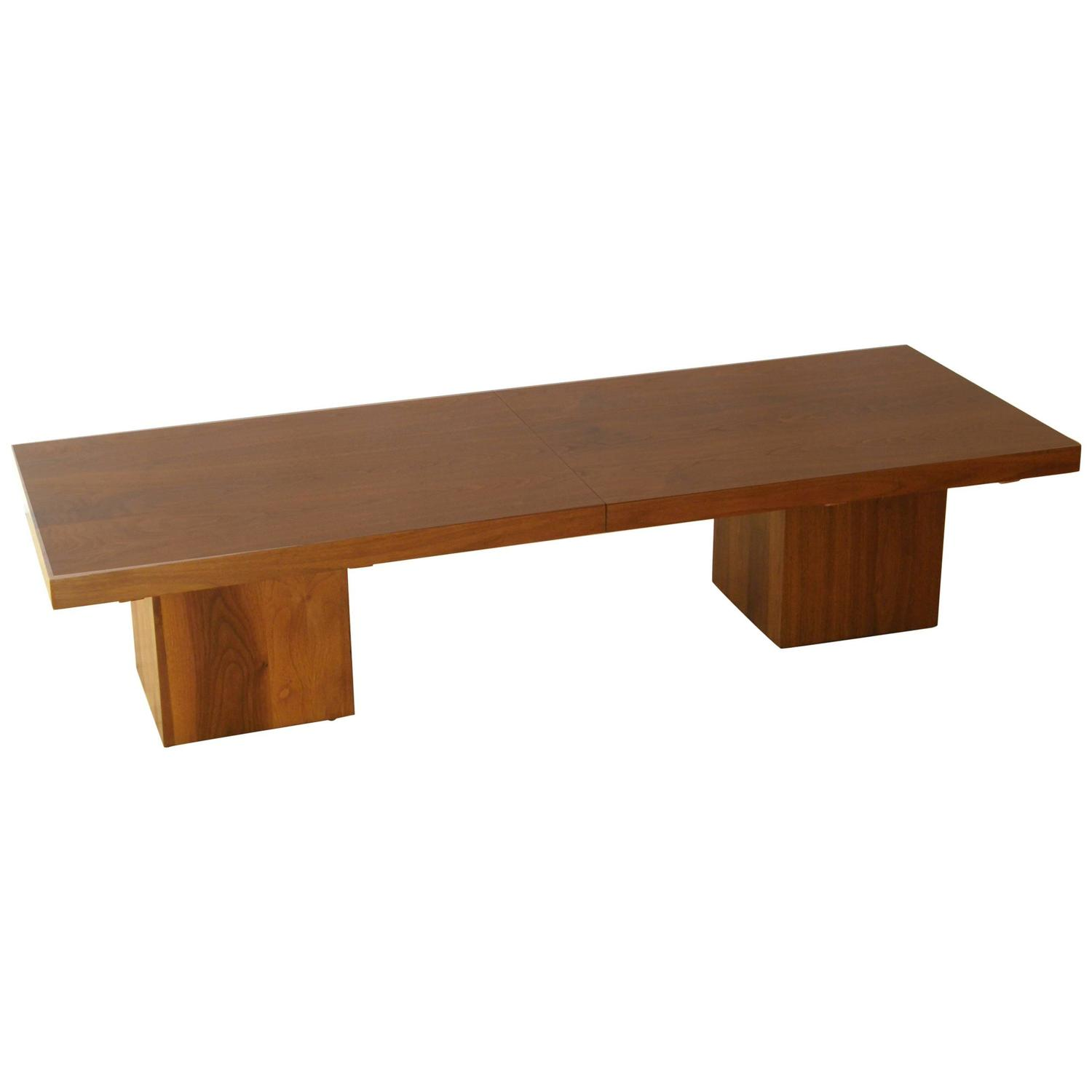 John Keal Expandable Coffee Table For Sale At 1stdibs
