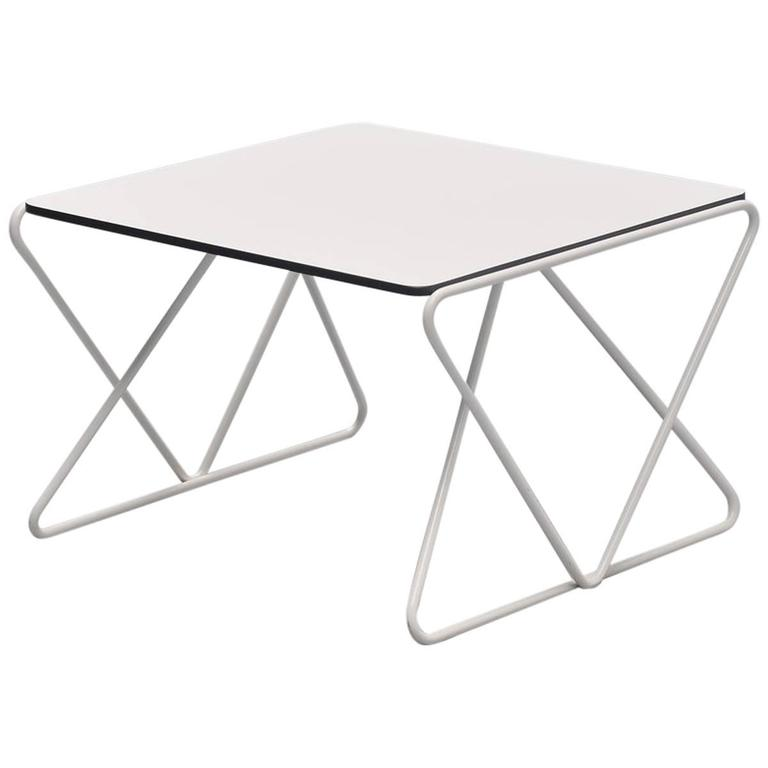 Walter Antonis Side Table for I-Form Holland 1978