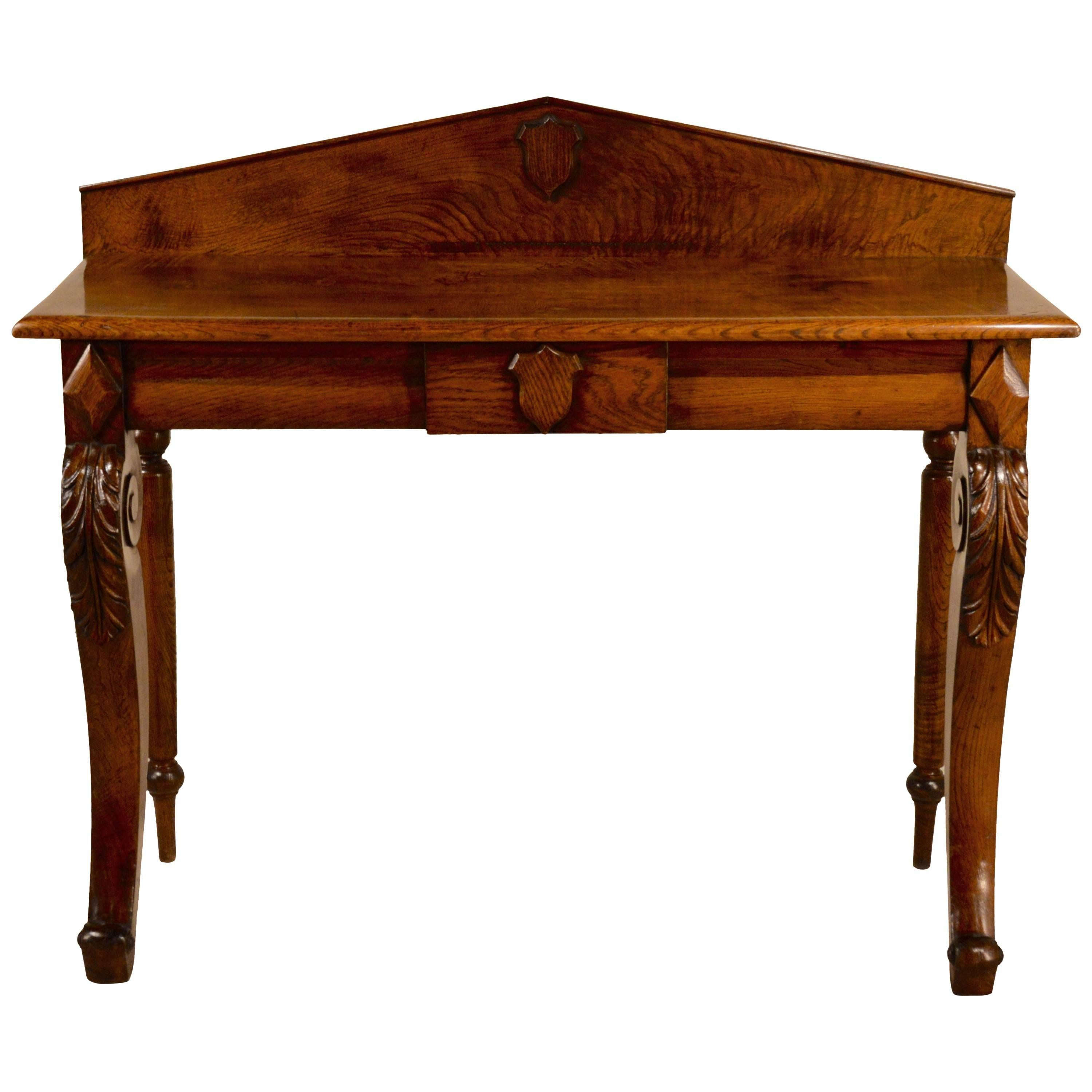 19th Century English Console Table