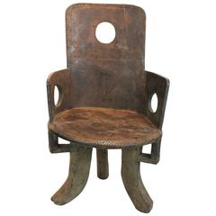 Ethiopian Chiefs Chair
