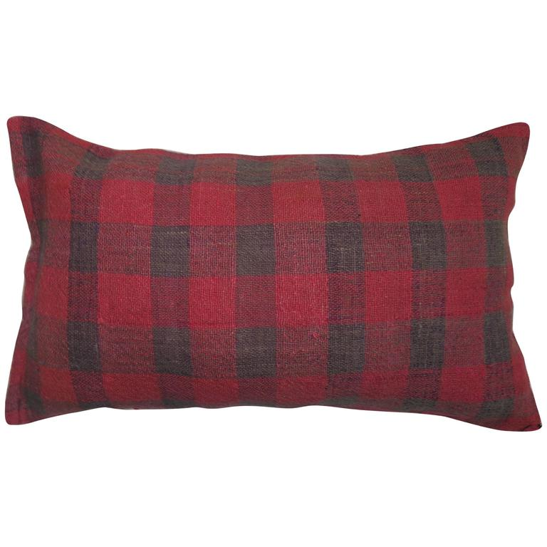 Textile Fabric Pillow For Sale at 1stdibs