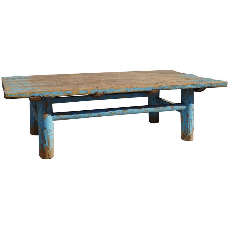 Primitive Chinese Coffee Table