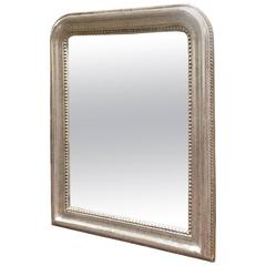 Louis Phillipe Silver Mirrors