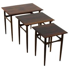 Nesting Tables, Denmark, 1960s
