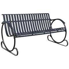 Vintage Outdoor Garden Bench