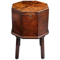 Chippendale Period Wine Cooler