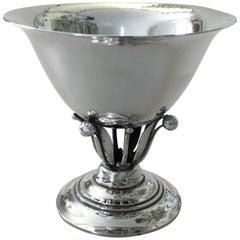 Georg Jensen Sterling Silver Bowl No 17A