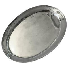 Georg Jensen Sterling Silver Tray from 1919
