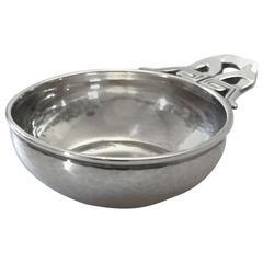 Georg Jensen Sterling Silver Salt Dish