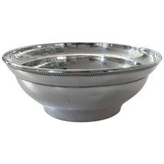 Georg Jensen Sterling Silver Bowl