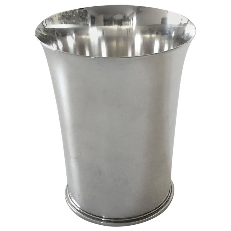 Georg Jensen Sterling Silver Harald Nielsen Cup