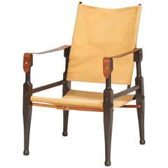 Swiss Safari Chair by Wilhelm Kienzle for Wohnbedarf, 1950s