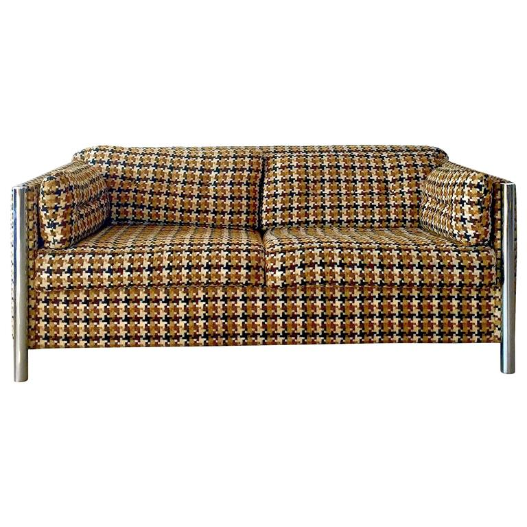 Selig Showcase Mid-Century Modern Sofa Bed 1