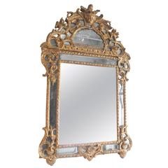 Antique 18th Century Regence Mirror