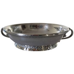 Georg Jensen Sterling Silver Bowl