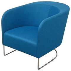 Danish Lounge Chair by Kasper Salto