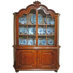 dutch display cabinet milo baughman 3 cabinet wall unit