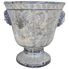 Antique 18th Century Vase from Rouen