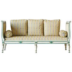 Antique French Daybed, circa 1880