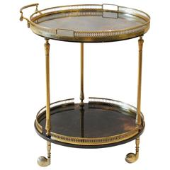 Aldo Tura Bar or Serving Cart