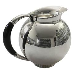 Georg Jensen Sterling Silver Pitcher