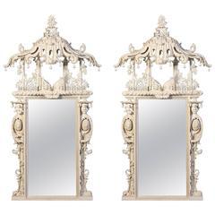 Claydon Pier Mirrors